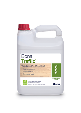 BONA TRAFFIC 1 GAL