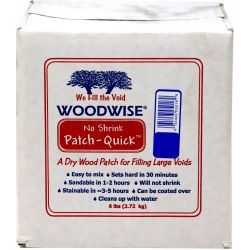 Woodwise Patch Quick Powder
