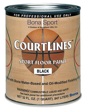 BONA COURTLINES PAINT