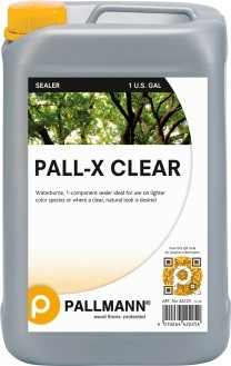 PALLMANN PALL-X CLEAR SEALER (1 Gallon)